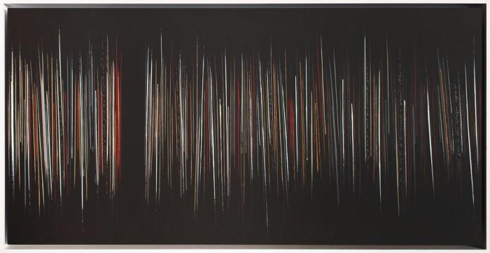 Giulio Centurelli-Quadri-Astratto-Grafiogramma