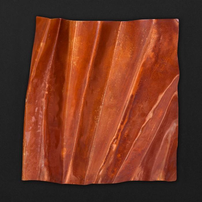Giulio Centurelli ruggine rust painting scultura Metamorfosi