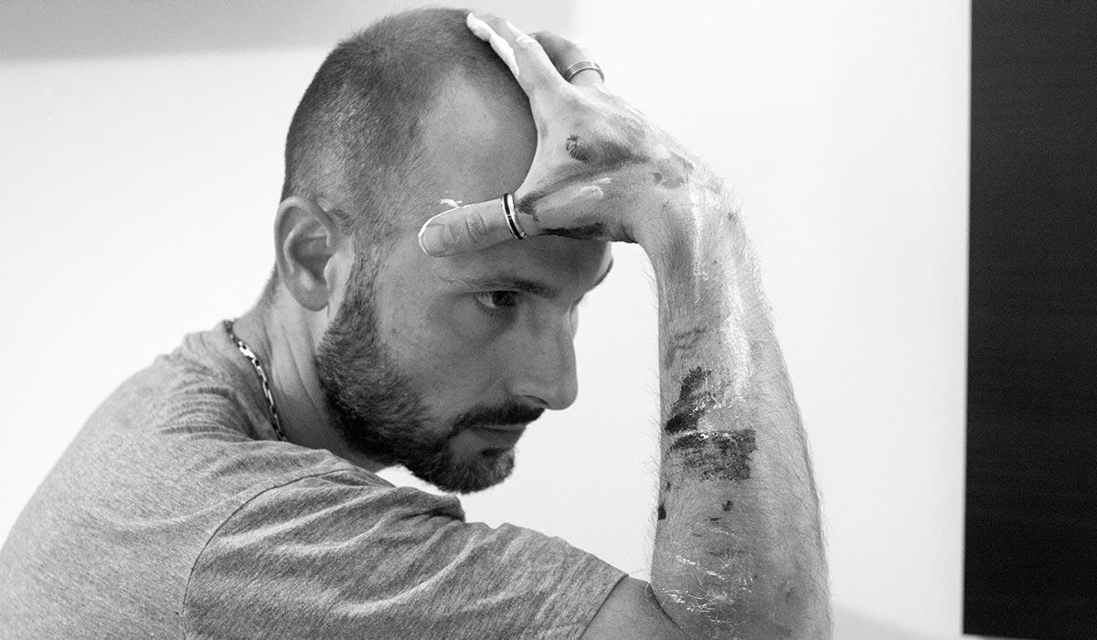 Giulio Centurelli, Artista